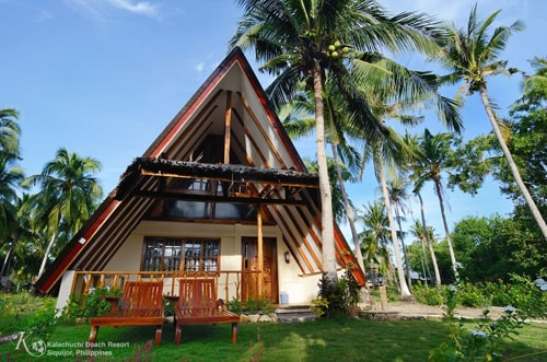 Villa Morning Glory - Kalachuchi Beach Resort
