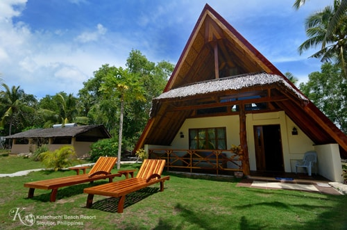 Villa Gumamela Exterior - Kalachuchi Beach Resort